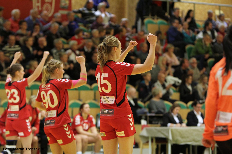 Marie Wall, Mia Rej, Anna Roxå